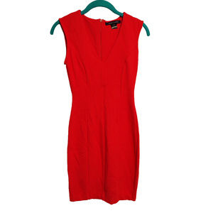 French Connection Fitted Dress - Size 4